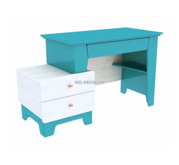 Детский стол письменный СП 7-21/СЛ 2-22 Диско