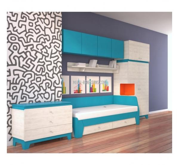 Мебель для подростка из серии Диско Ренессанс