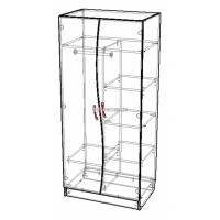 Меридиан шкаф-гардероб