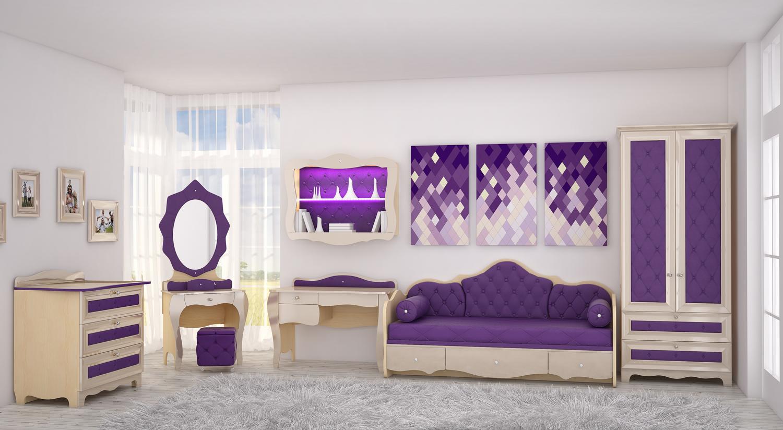 Мебель для детей фабрики Ренессанс